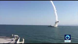 شلیک موشکهای کروز در دریای خزر توسط روسیه
