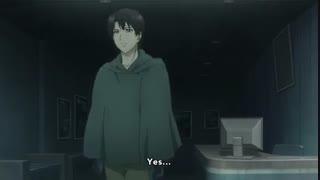 انیمه تابستانی Planetarian: Chiisana Hoshi no Yume قسمت سوم