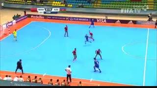 مراکش ۰-۵ آذربایجان