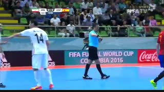 ایران ۱-۵ اسپانیا