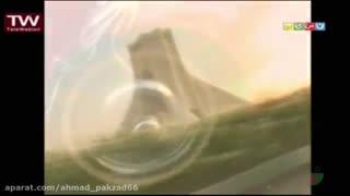 اجرای آهنگ بندری احمد پاکزاد در خندوانه