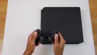 آنباکسینگ PS4 Slim