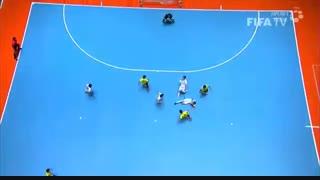 کلمبیا ۳-۳ ازبکستان