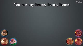 آهنگ you are my home از آلوین