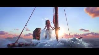 """تریلر """"Moana"""" انیمیشن جدید """"Disney"""" منتشر شد"""