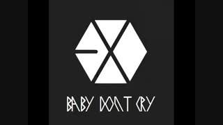 EXO - Baby Don't Cry بازیرنویس فارسی جوین شده