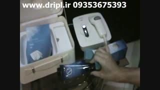 دستگاه آی پی ال رفع موهای زاید اتوماتیک