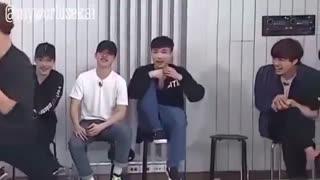 کات فوق خنده دار بکهیون exo در برنامه ی Infiniti Challenge ( جدید )
