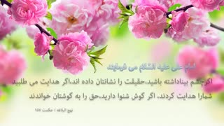 جملات حکیمانه امام علی علیه السّلام (8)