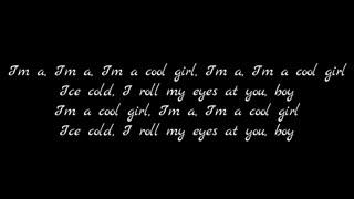 "Tove Lo ""Cool Girl"" Lyrics Video"