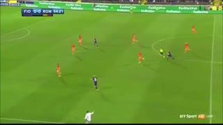 خلاصه بازی: فیورنتینا 1 - 0  آ اس رم