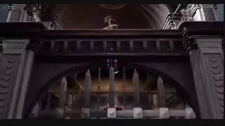 مرگ هرکول در بازی God of War 3