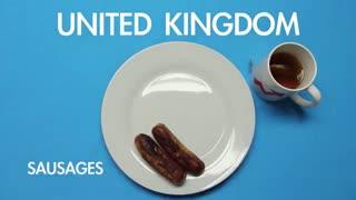 صبحانه مردم در گوشه و کنار جهان چیست؟