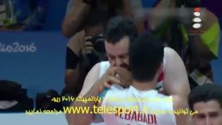 تیم ملی والیبال نشسته ایران، قهرمان پارالمپیک ریو!