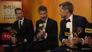 GoT (IMDb Live Interview)