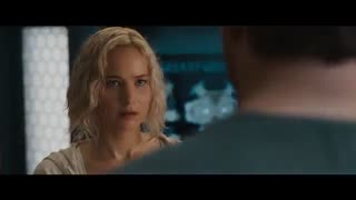 تریلر فیلم علمی تخیلی Passengers اکران 2016