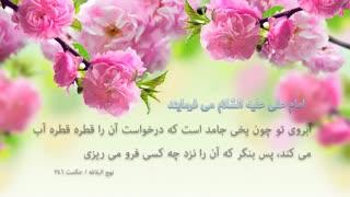 جملات حکیمانه امام علی علیه السلام (10)