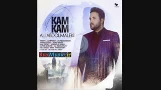 دانلود آهنگ جدید علی عبدالمالکی  به نام کم کم - Ali Abdolmaleki - Kam Kam