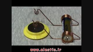 ساختن یک موتور ساده!