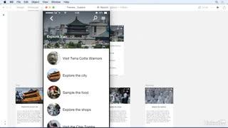 آموزش طراحی رابط کاربری با Adobe Experience Designer CC