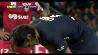 خلاصه بازی پاری سن ژرمن 3-0 دیژون