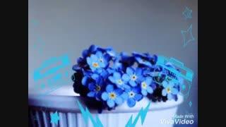 صورتی و آبی D: