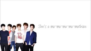 Exo-m machine lyrics