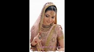 آهنگ شاد عربی با تصاویر زیبای عروس های پاکستانی