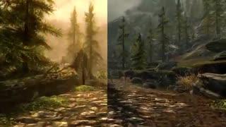 تریلر بازی بی نظیر The Elder Scrolls V: Skyrim / رسانه تصویری وی گذر
