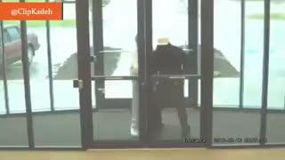 بدترین دزدیه بانک :))))