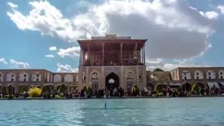 تایم لپس دیدنی های شهر اصفهان