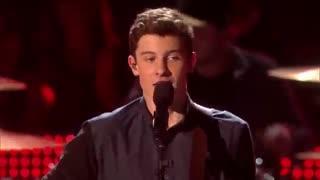 اجرای something big ازشان مندس(Shawn Mendes)