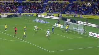 خلاصه بازی: لاس پالماس  2 - 2  رئال مادرید