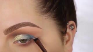 آموزش 2 آرایش چشم