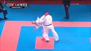 این است کاراته!!!!