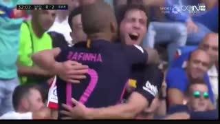 اسپورتینگ خیخون ۰-۵ بارسلونا