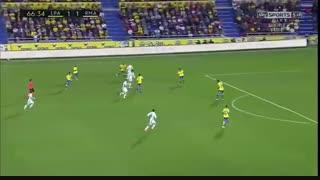 لاس پالماس ۲-۲ رئال مادرید