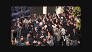 میکس با تصاویر مراسم سوگواری سید الشهدا در روستای فش