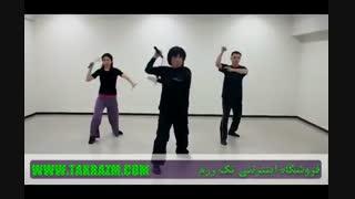 ویدئو تمرین با نانچیکو Nunchaku