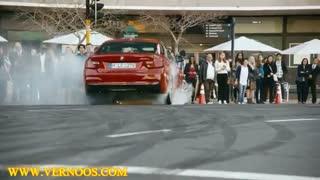 دریفت نمایشی با BMW M235i