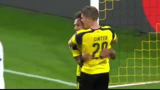 خلاصه بازی: دورتموند 2 - 2  رئال مادرید