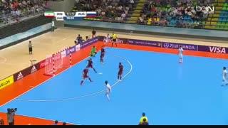 ایران ۳-۴ روسیه