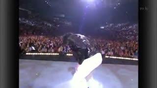 کنسرت مایکل جکسون نیویورک سال 2001 - You Rock My World