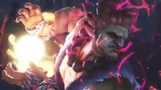 TEKKEN 7: Akuma Trailer