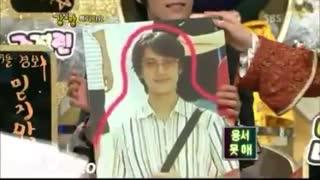 وقتی جونگ مین عکس بچگیاشو به زور نشون میده خخخخخ