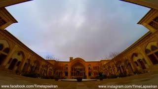 تایم لپس خانه  عامریها : شکوه یک میهمانی تاریخی