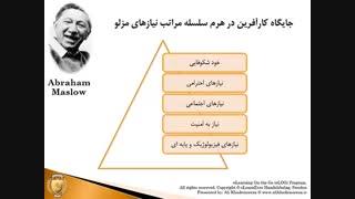 دوره آموزشی کارآفرینی اینترنتی   جلسه مبانی کار آفرینی   علی خادم الرضا