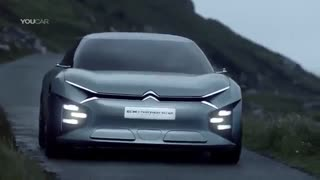 خودروی مفهومی  CXperience سیتروئن / / رسانه تصویری وی گذر