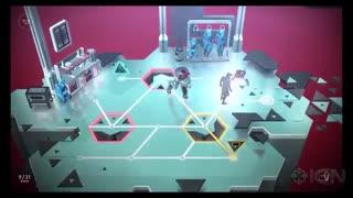 نگاهی بر بازی Deus Ex Go / رسانه تصویری وی گذر