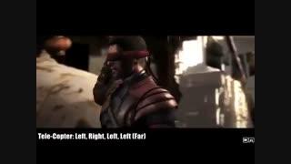 ده فیتالیتی برتر بازی Mortal Kombat X (تاپ تن)